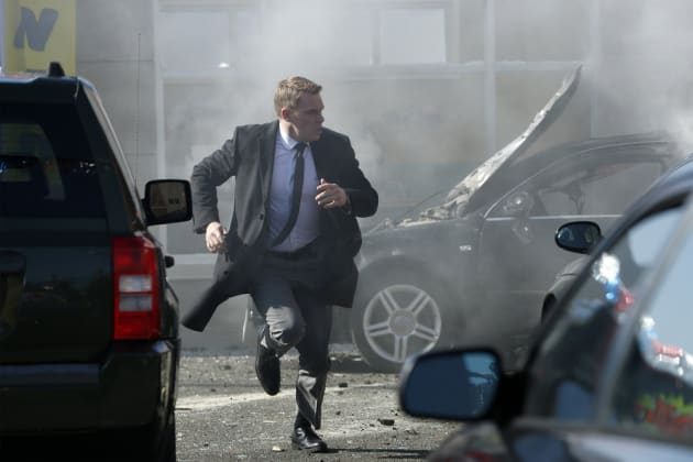 Ressler's Too Late - The Blacklist Season 5 Episode 17