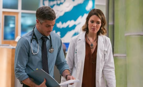 Dr. Grace - Red Band Society