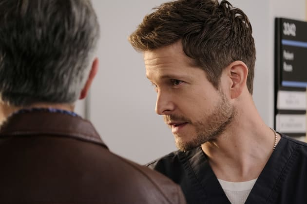 You Sure About That? - The Resident Season 2 Episode 14