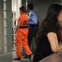 Lucy Liu on Elementary Season 3 Episode 14