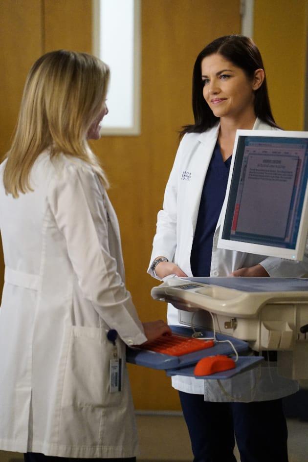 Pursuit of Happiness - Grey's Anatomy Season 13 Episode 14