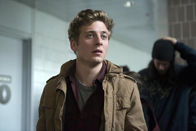 Jeremy Allen White as Lip Gallagher