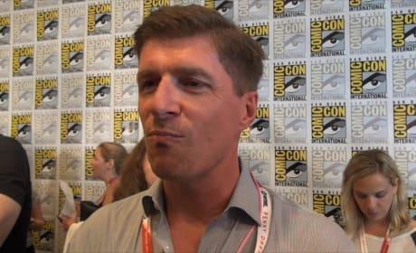 Chuck Hogan Comic-Con Interview