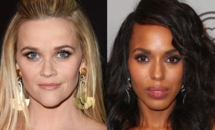 Reese Witherspoon, Kerry Washington Team Up for New TV Series!!!