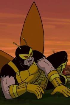 Victor. Echo. November. - Venture Bros. Episodes - The Mantis-Eye ...