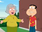 Mom Arrives - Family Guy