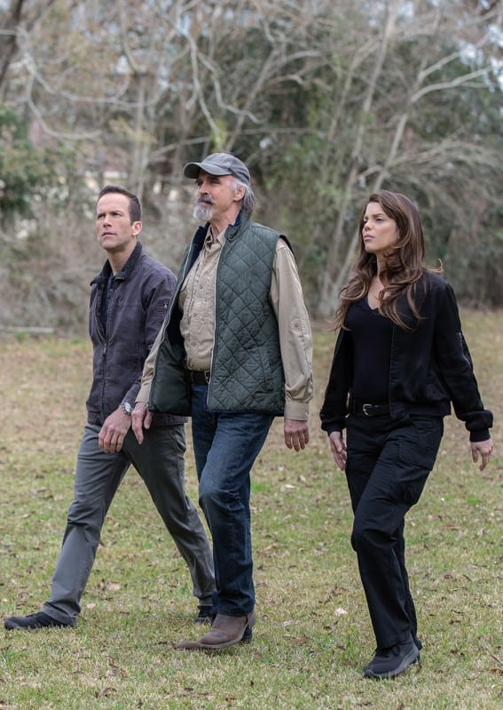 Seeking Missing Sailor - NCIS: New Orleans Season 5 Episode 17