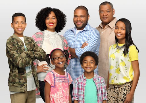 Black-ish Cast Photo