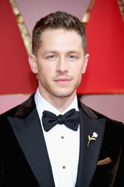 Josh Dallas Attends Academy Awards