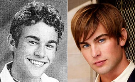 Chace Crawford Yearbook Photo