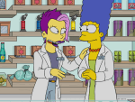 A Weed Dispensary - The Simpsons