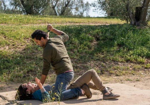 Travis and Chris - Fear the Walking Dead