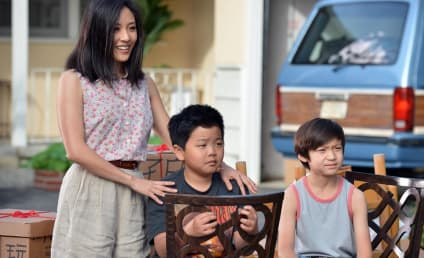 TV Ratings Report: Fresh Off the Boat Makes a Splash