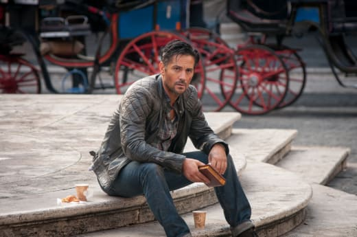 Hooten Finds the Book - Hooten and The Lady Season 1 Episode 2