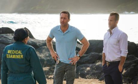 Murder In An Underwater Lab - Hawaii Five-0