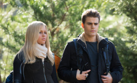 Rebekah and Stefan Photo