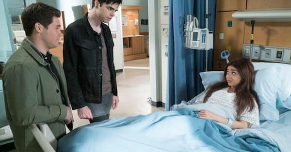 Haley in the Hospital , Modern Family Season 9 Episode 21