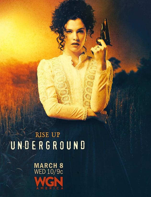 Elizabeth - Underground