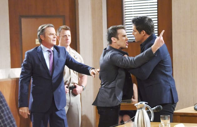 JJ Acts Out - Days of Our Lives