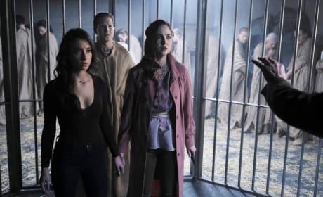 Fen's Defense - The Magicians Season 3