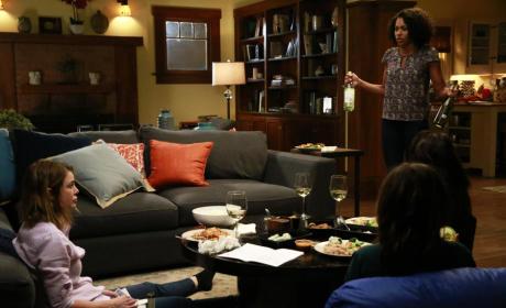 More Wine! - Grey's Anatomy Season 12 Episode 3