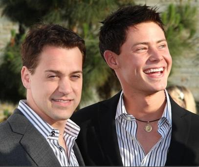 T.R. Knight and Mark Cornelsen Photo