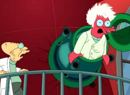 Watch Futurama Season 8 Episode 10 Online