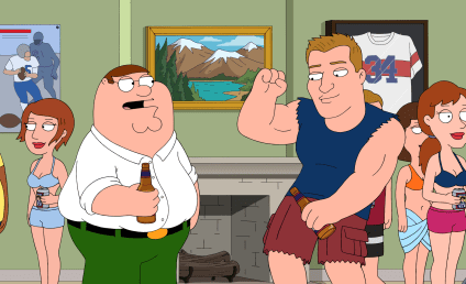 Watch Family Guy Online: Season 15 Episode 11