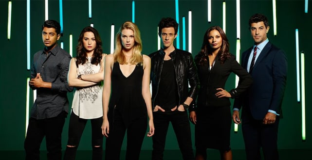 Stitchers - June 5th on Freeform
