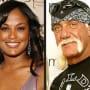 Laila Ali, Hulk Hogan