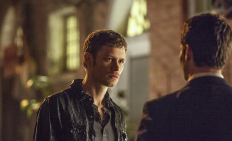 Klaus in The Big Easy