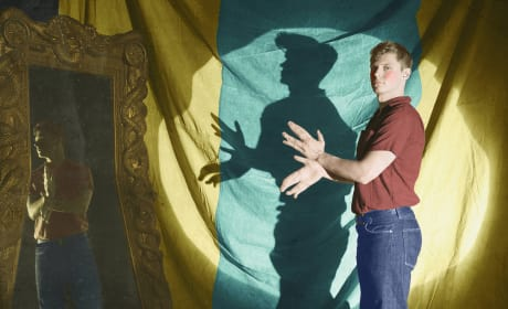 Evan Peters as Jimmy Darling - American Horror Story