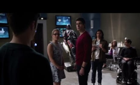 "Worst Crossover: The Flash Season 1 Episode 18, ""All Star Team Up"""
