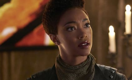 Star Trek: Discovery Season 1 Finale Review: Will You Take My Hand?
