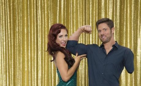 Noah Galloway and Sharna Burgess - Dancing With the Stars