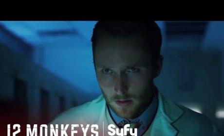 """12 Monkeys Sneak Peek - """"The Night Room"""""""