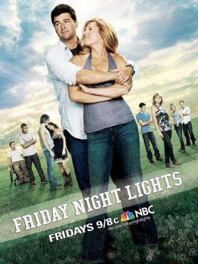 Friday Night Lights Poster 2