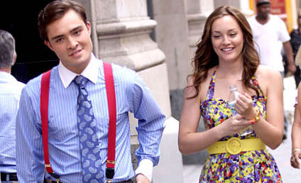 Gossip Girl Spoilers: The First Season Three Photos!