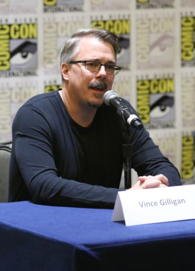 Vince Gilligan Promotes Better Call Saul