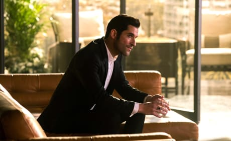 Not Too Happy - Lucifer Season 2 Episode 16