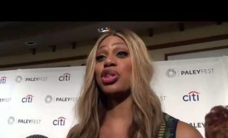 Laverne Cox PaleyFest Interview