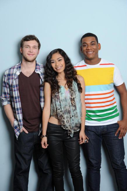 American Idol Top 3