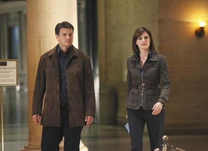 Watch Castle Season 2 Episode 18 Online
