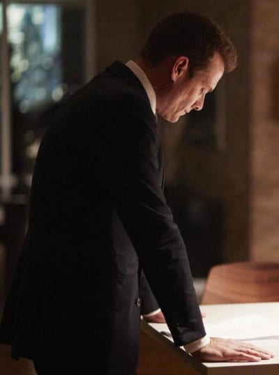 Harvey Is Upset - Suits Season 7 Episode 10