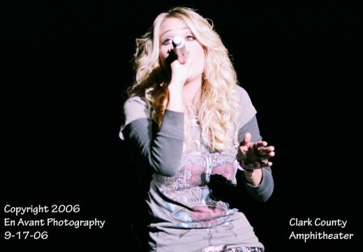 American Idol Worship Exclusive: Review of Carrie Underwood Concert in Clark County, Washington
