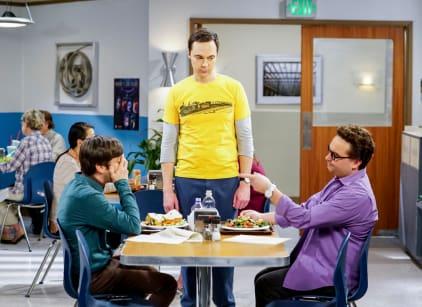 Watch The Big Bang Theory Season 11 Episode 8 Online