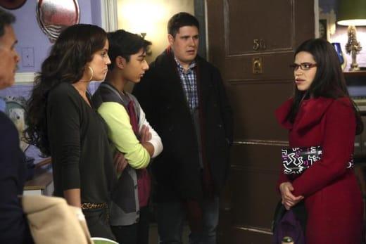 The Suarez Family Meeting?
