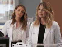 Meredith Meets Clive - Grey's Anatomy