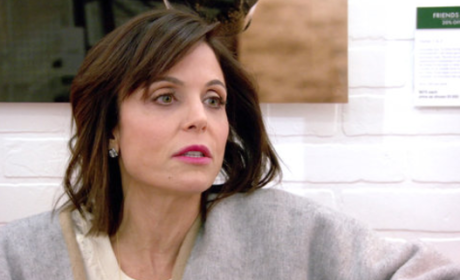 Bethenny Is Not Impressed - The Real Housewives of New York City