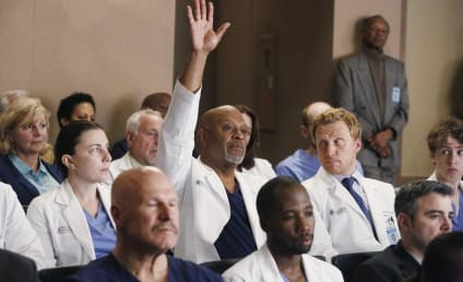 Grey's Anatomy Season 11 Episode 13 Review: Staring at the End